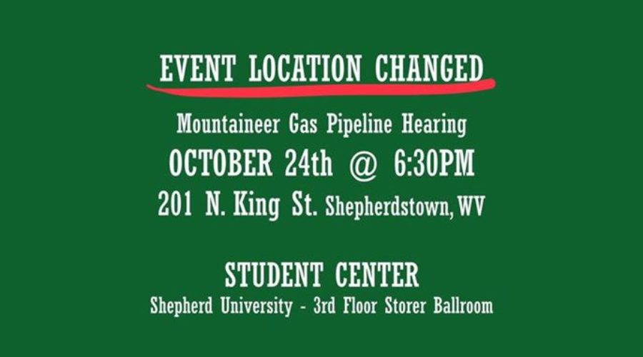 Mountaineer Gas Pipeline Hearing