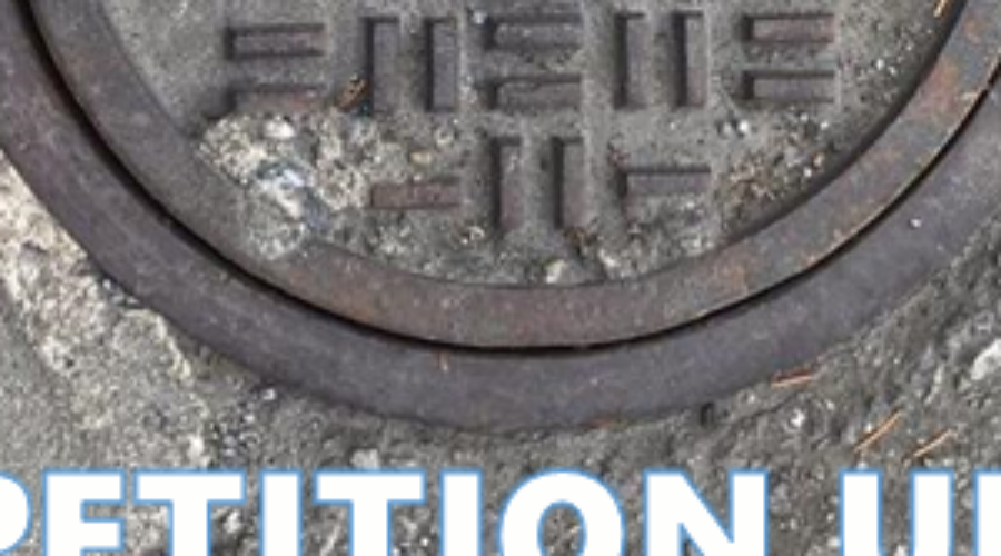 """Blue Petition"" Legal Action Stops $16 Million Industrial Sewer Bond Issuance in its Tracks"